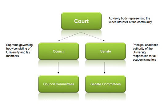 HKU Governance Structure