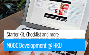 MOOC development best practices starter kit