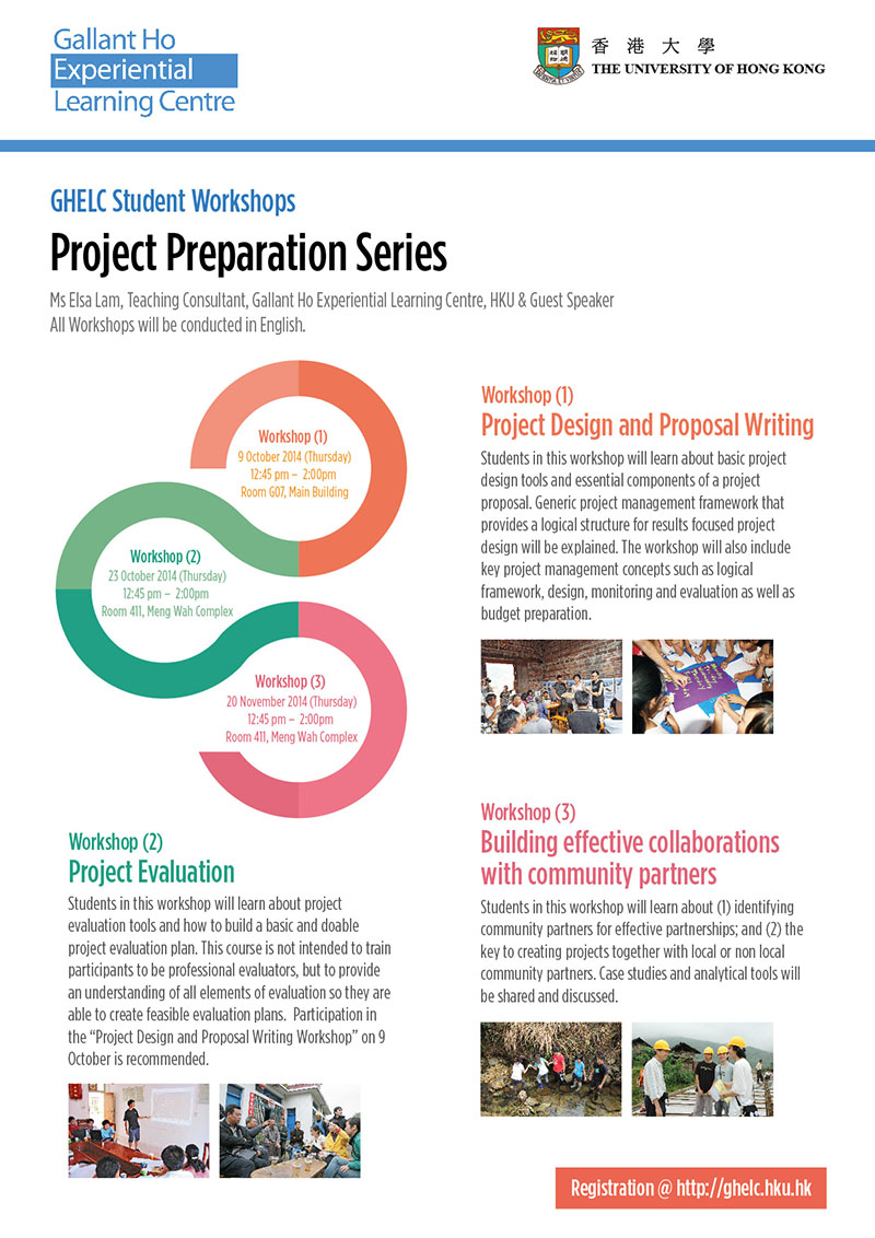 project preparation series