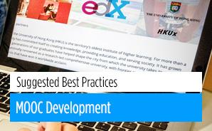 MOOC development best practices