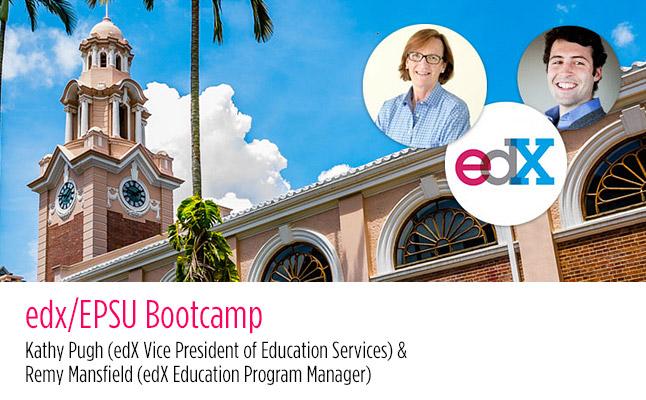 edx EPSU bootcamp