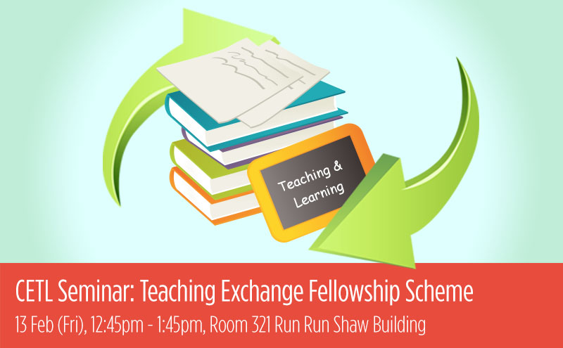 Teaching Exchange Fellowship Scheme Seminar