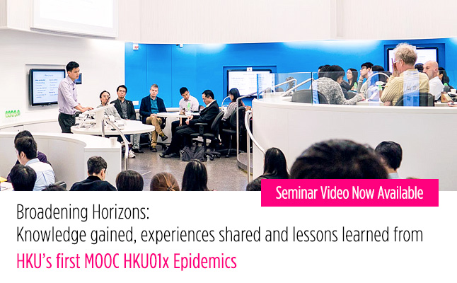 Broadening Horizons: Knowledge gained, experiences shared and lessons learned from HKU's first MOOC Epidemics
