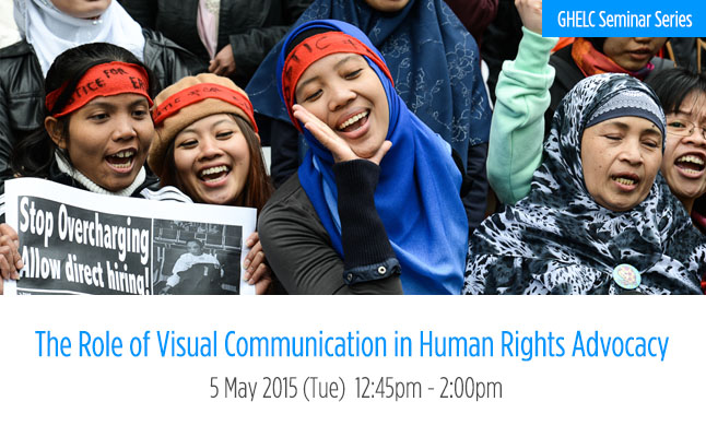 The Role of Visual Communication in Human Rights Advocacy