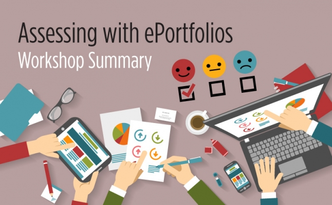 Assessing with ePortfolios