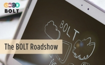 BOLT Roadshow slider