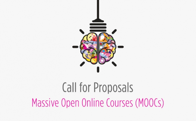 Call for Proposals for Massive Open Online Courses (MOOCs)