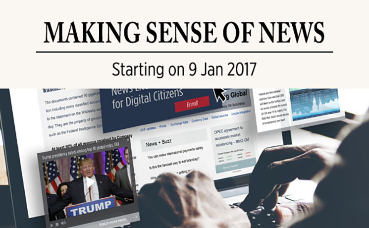 Making Sense of News