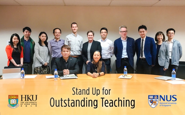 Stand Up for Outstanding Teaching