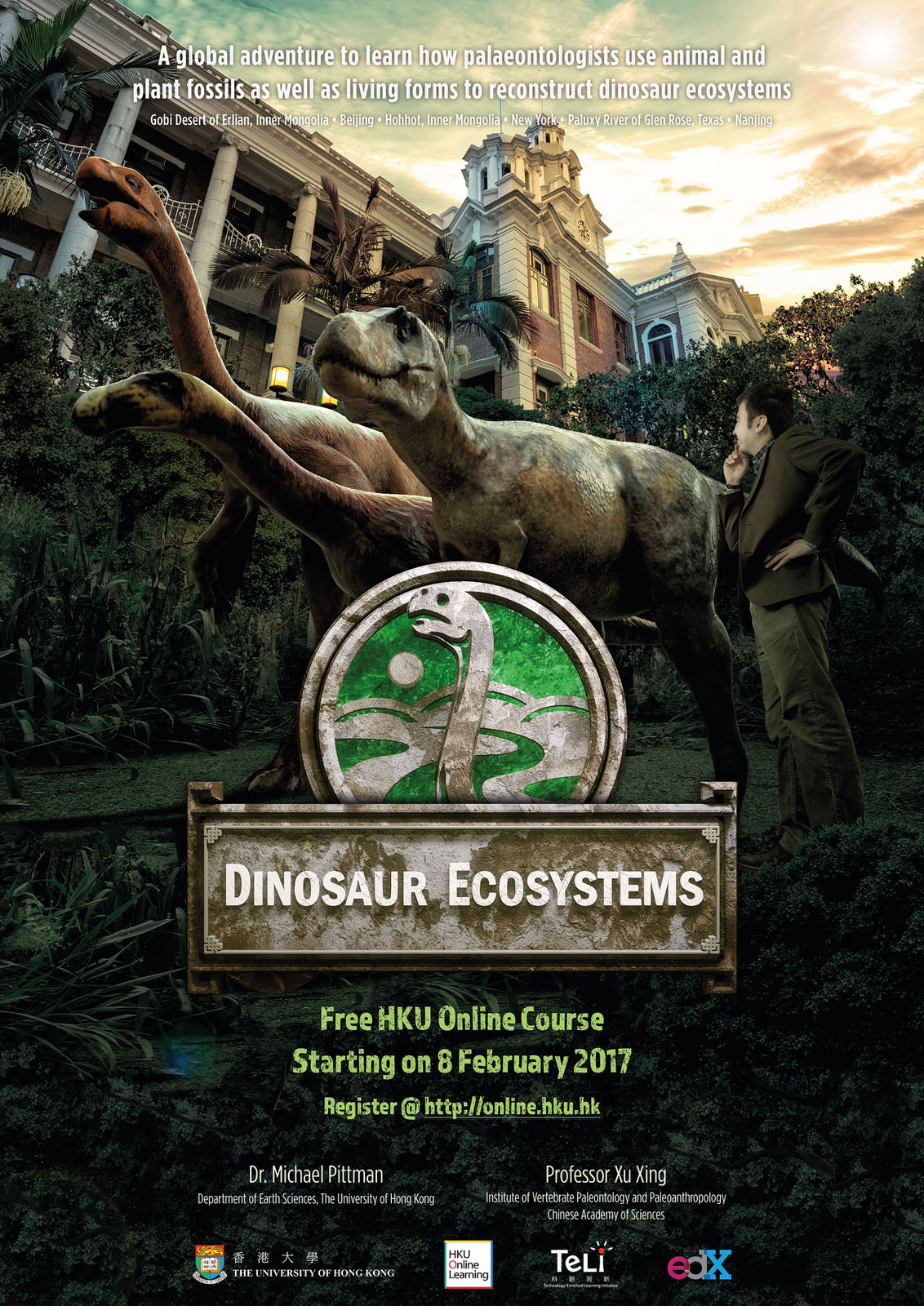 Dinosaur Ecosystems