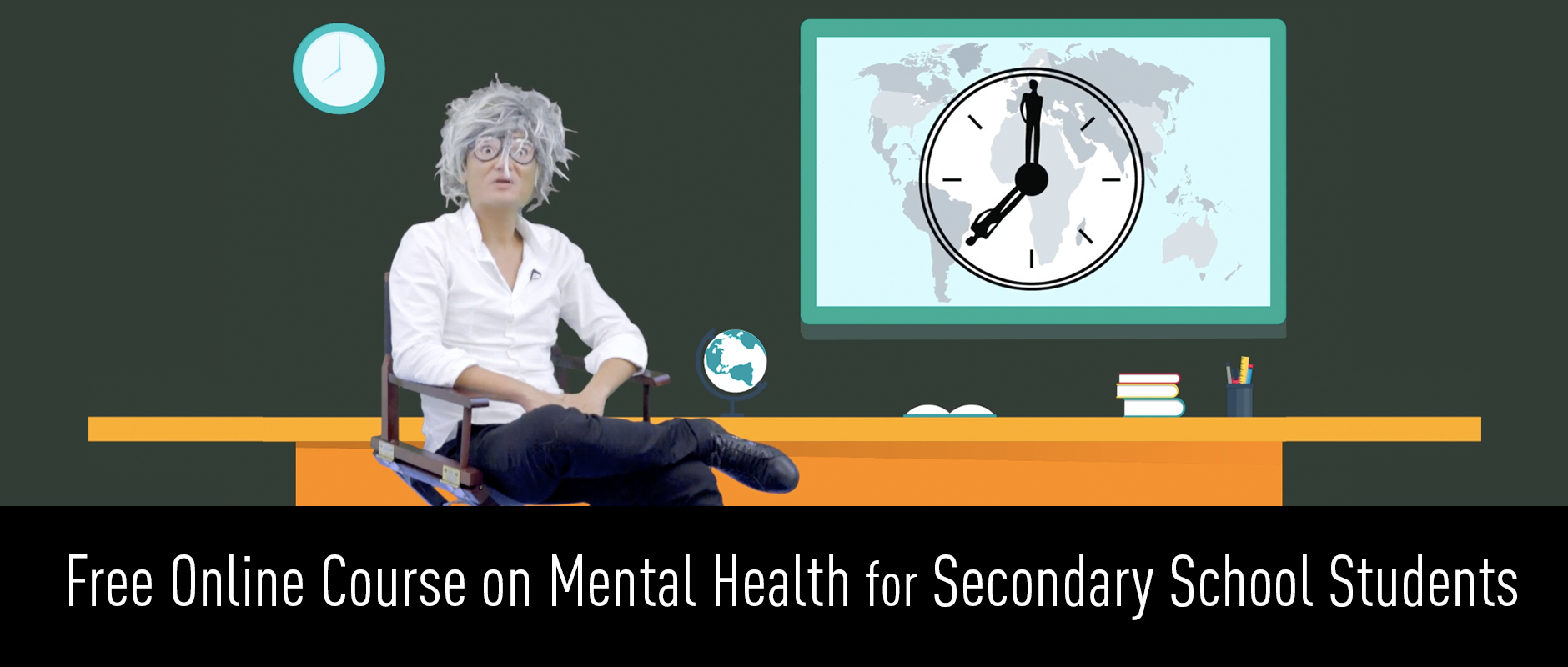 free online course on mental health for secondary school students