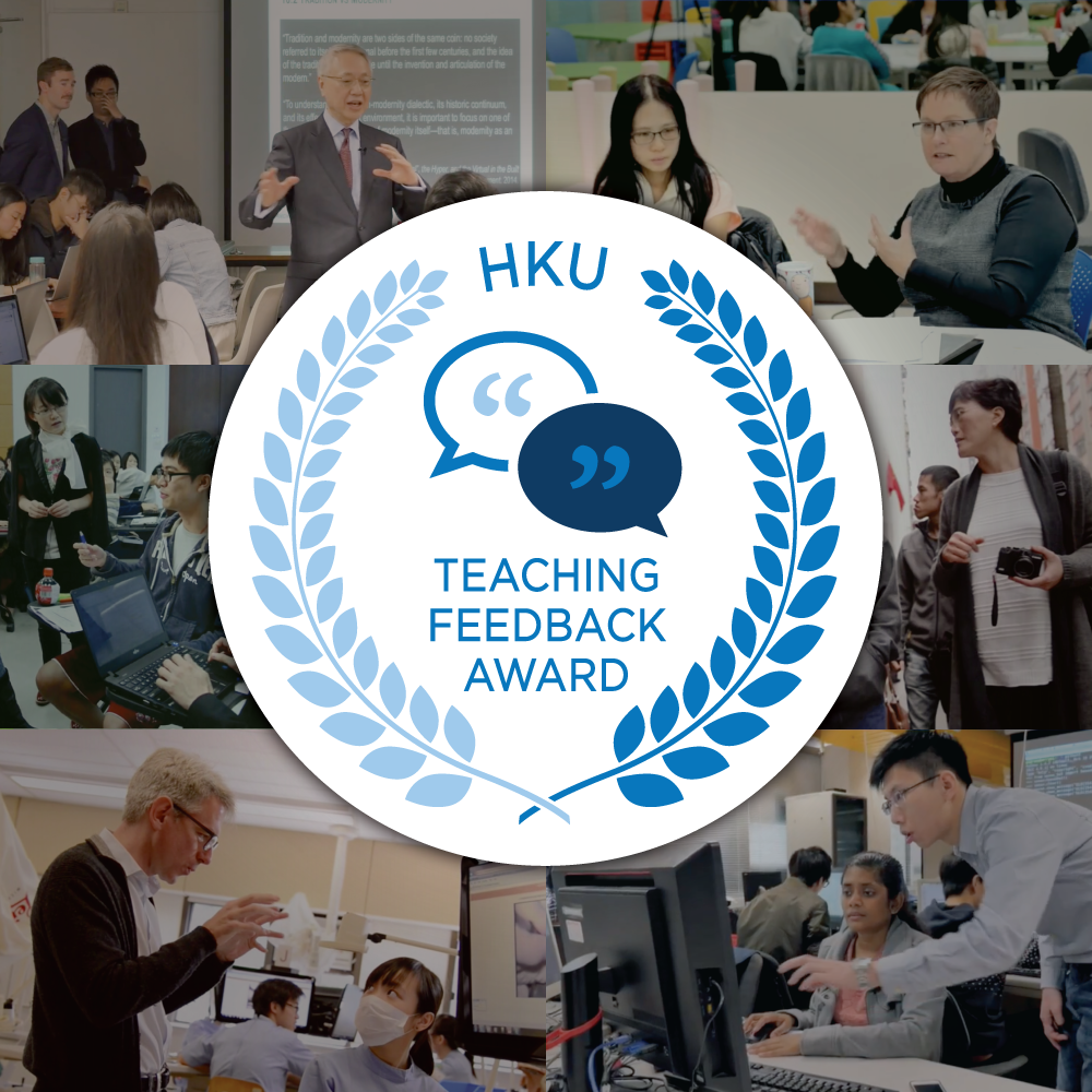 Student-Led Teaching Award banner