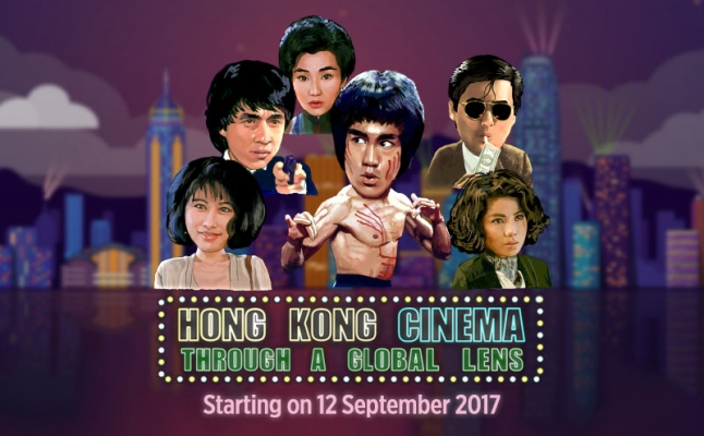 Hong Kong Cinema through a Global Lens