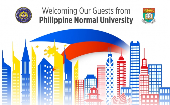 Welcoming Our Guests from Philippine Normal University