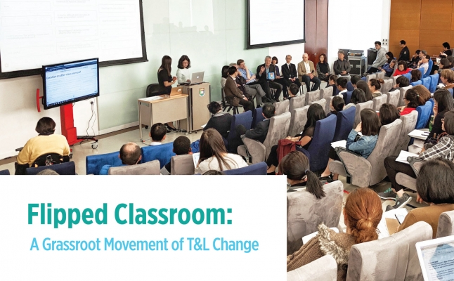 Flipped Classroom: A Grassroot Movement of T&L Change