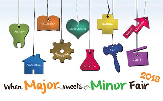 Major and Minor Fair 2018