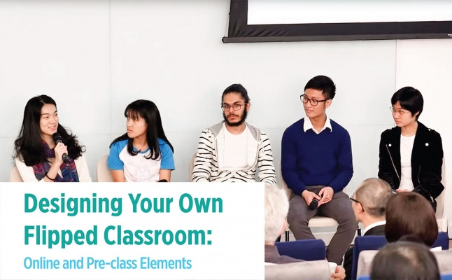 Designing Your Own Flipped Classroom: Online and Pre-class Elements