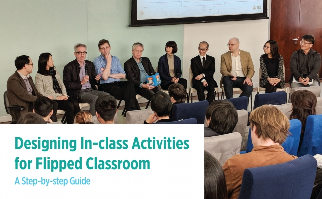 Designing In-class Activities for Flipped Classroom: A Step-by-step Guide