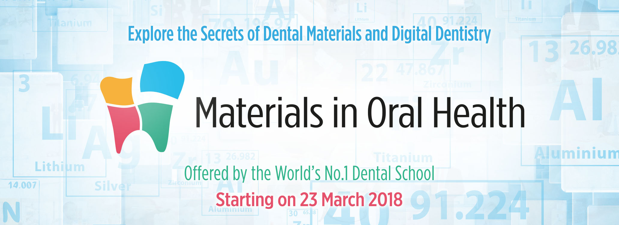 Materials in Oral Health