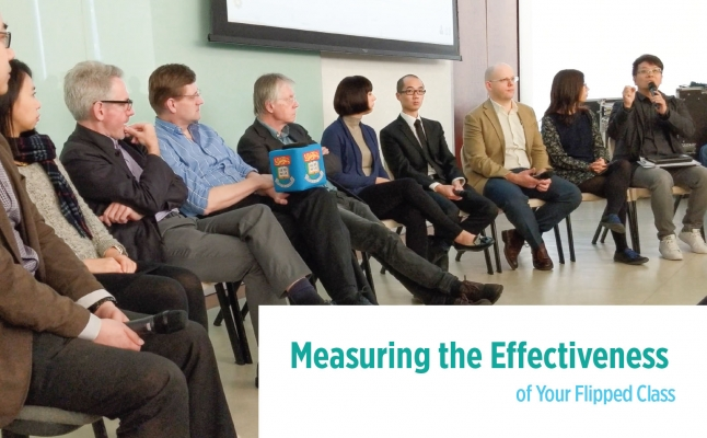 Measuring the Effectiveness of Your Flipped Class