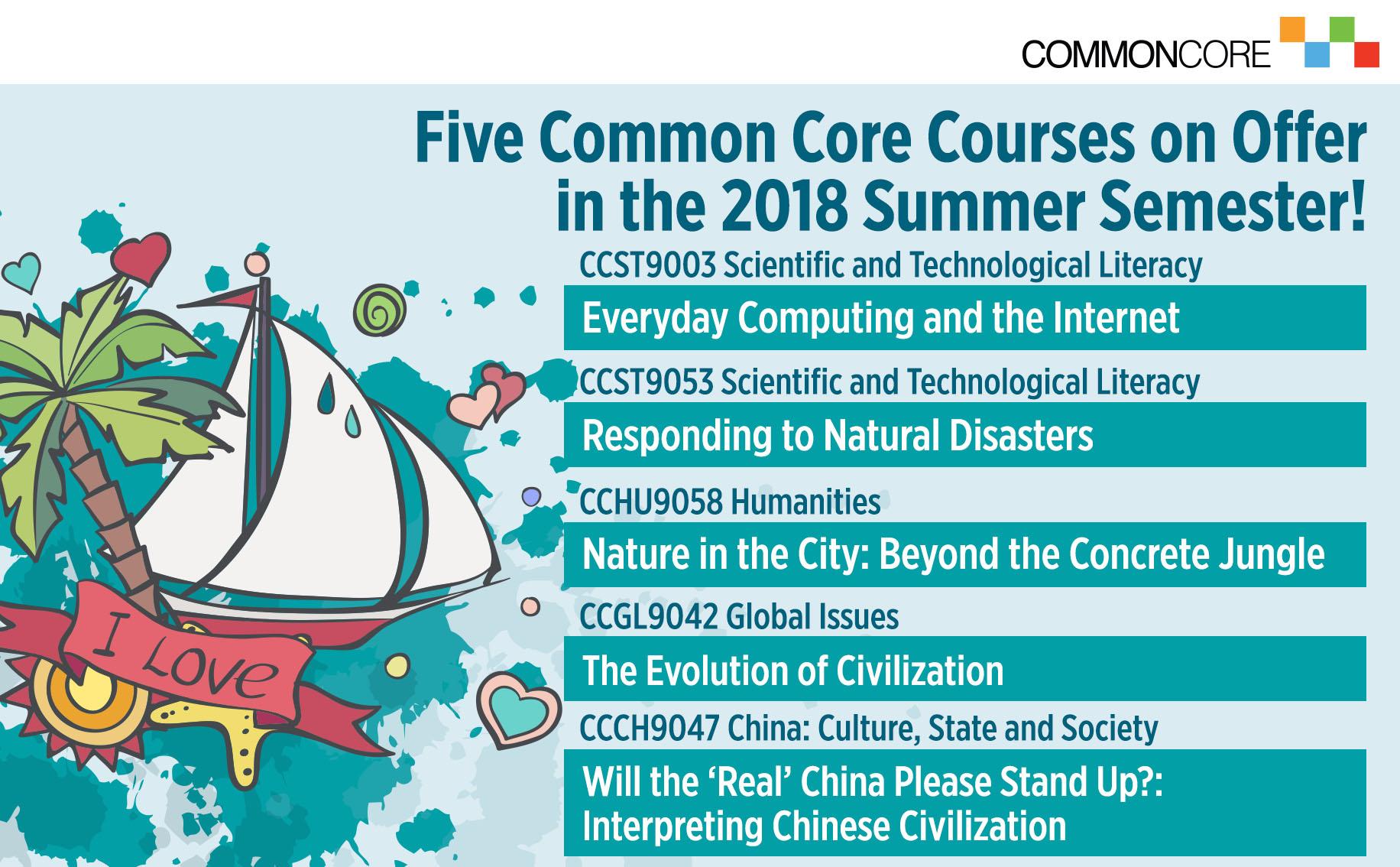CC Summer Course