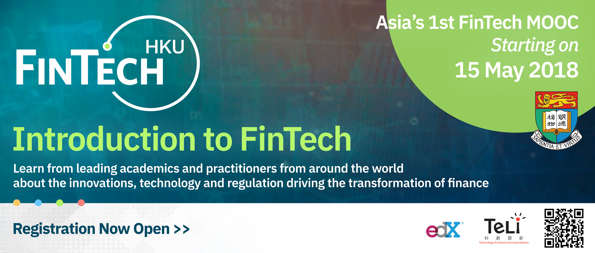 Asias First Interdisciplinary Fintech Professional Certificate
