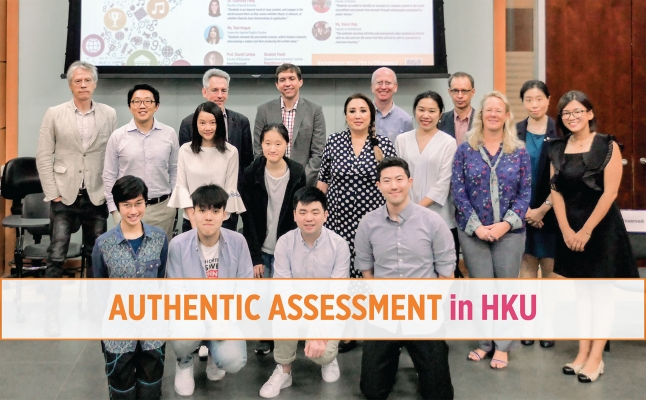 Authentic Assessment in HKU