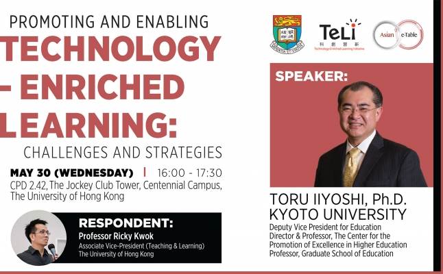 Promoting and Enabling Technology-Enriched Learning: Challenges and Strategies