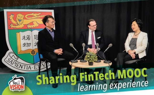 Sharing FinTech MOOC learning experience