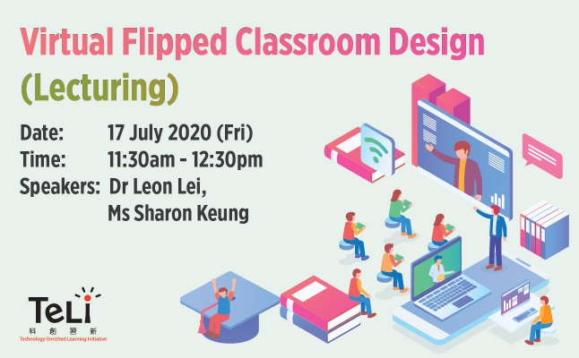 Virtual Flipped Classroom Design (Lecturing)