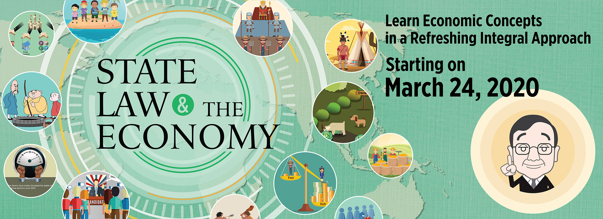 State, Law and the Economy I