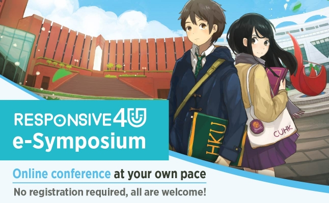 Responsive4U e-Symposium – Online conference at your own pace