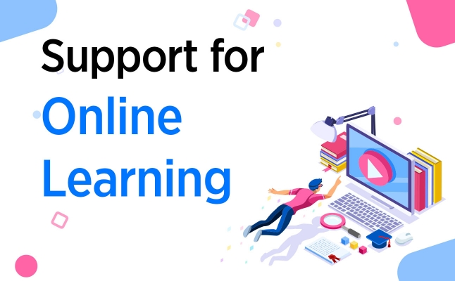 Support for E-Learning and E-Teaching