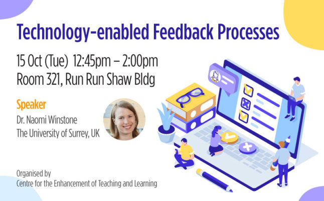 Technology-enabled Feedback Processes