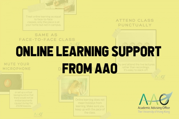 Online Learning Support from AAO