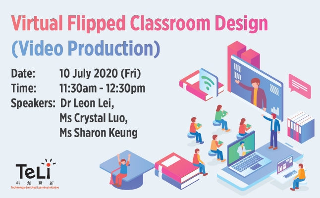 Virtual Flipped Classroom Design (Video Production)
