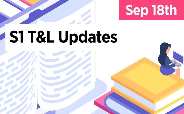 S1 T&L Updates
