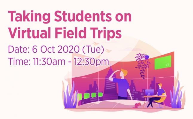 Taking Students on Virtual Field Trips