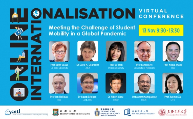 Virtual Conference: Meeting the Challenge of Student Mobility in a Global Pandemic