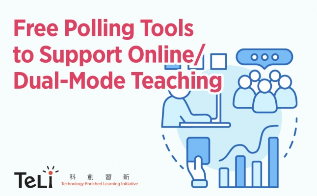 Free Polling Tools to Support Online/Dual-Mode Teaching