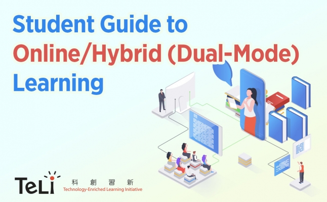 Student Guide to Online / Hybrid (Dual-Mode) Learning