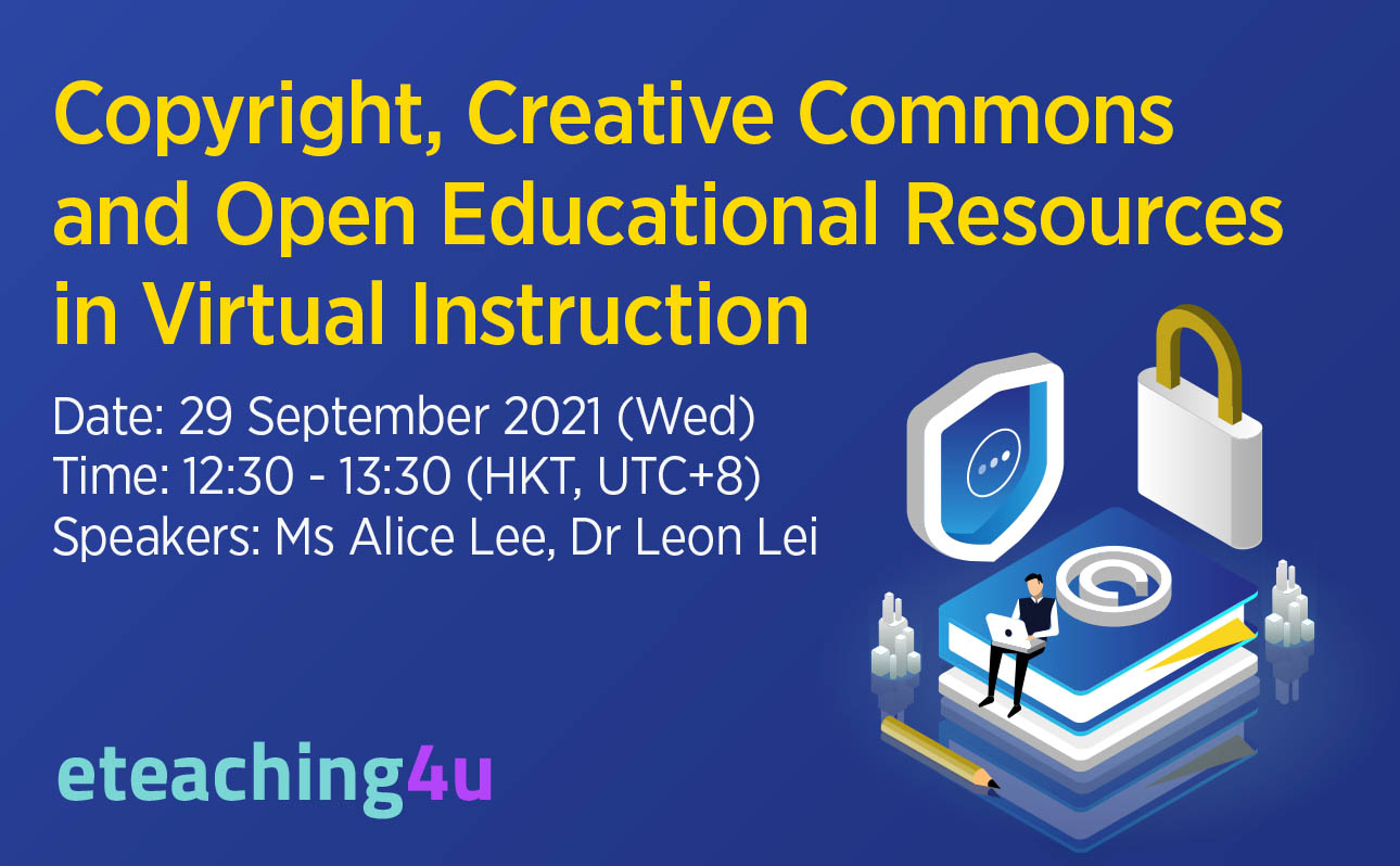 eteaching4u: Copyright, Creative Commons and Open Educational Resources in Virtual Instruction
